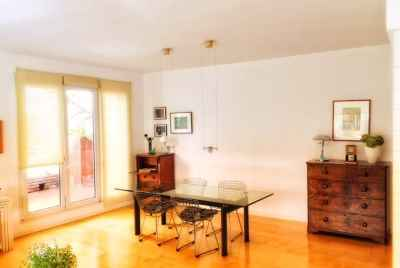 Penthouse in Sarria district of Barcelona